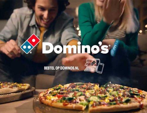 Domino's Pizza – De Pizza Spicy Tex Mex
